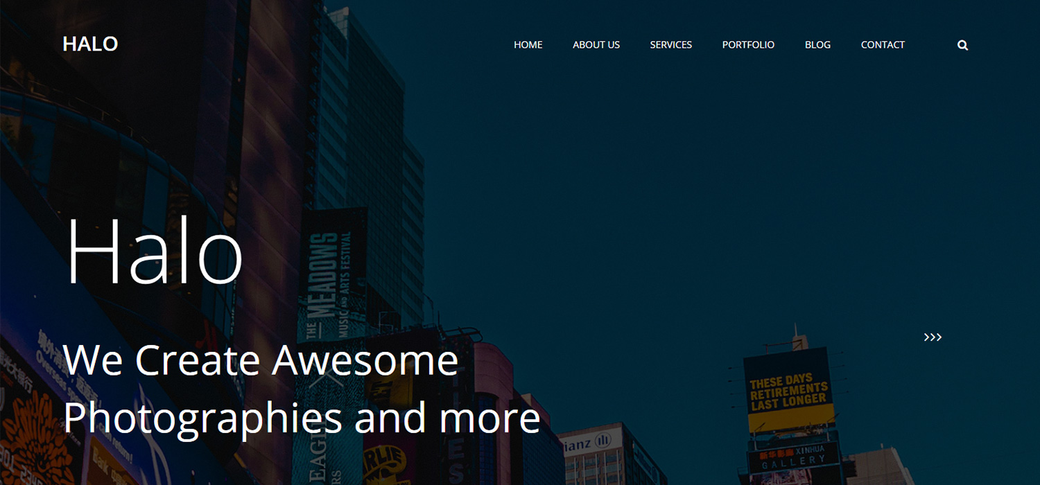 Digital Agency Website Templates